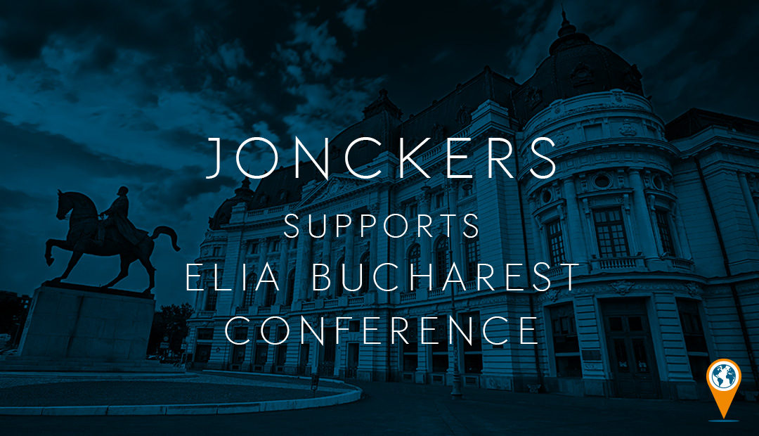 Jonckers at Elia Bucharest