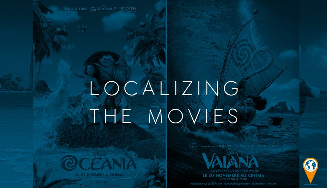 Localizing The Movies