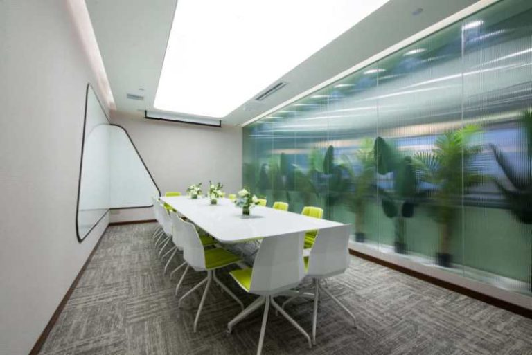 One of our meeting rooms