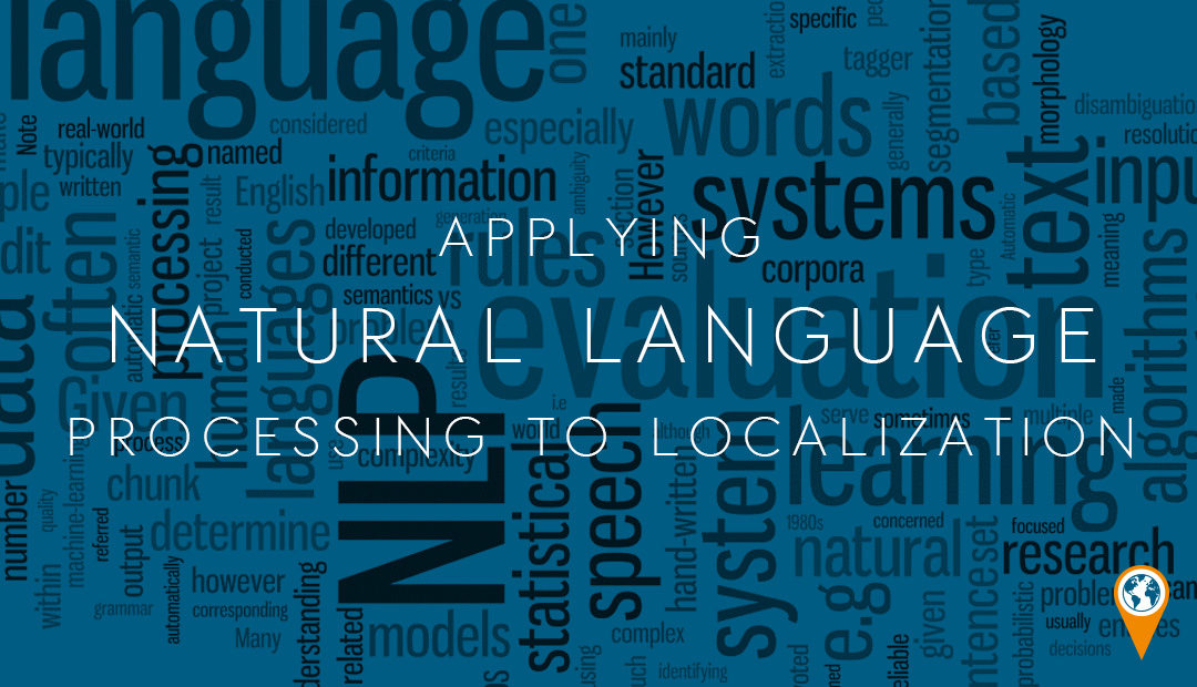 Applying Natural Language Processing to Localization