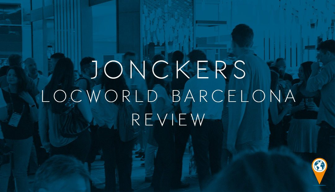 Barcelona LocWorld Review