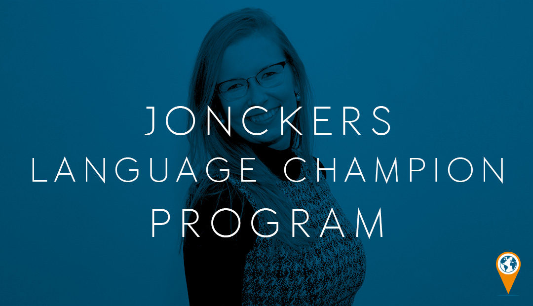 Jonckers Language Champion Program