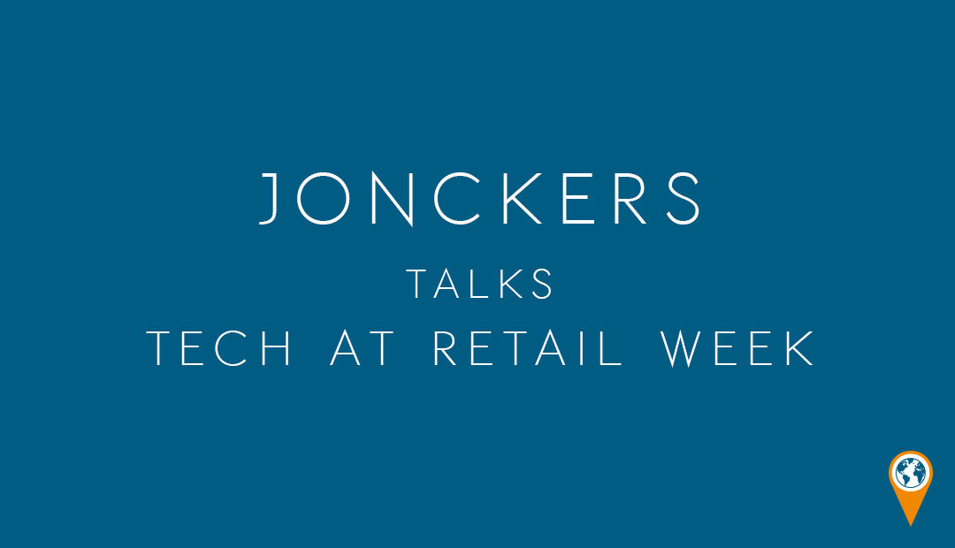 Jonckers Talks Tech at Retail Week
